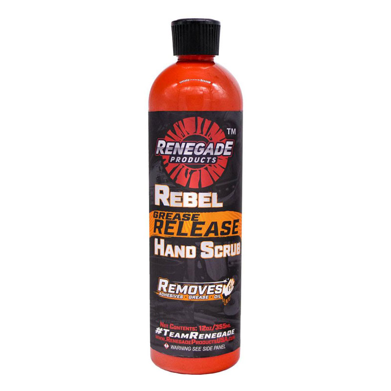 Grease Release: Hand Scrub