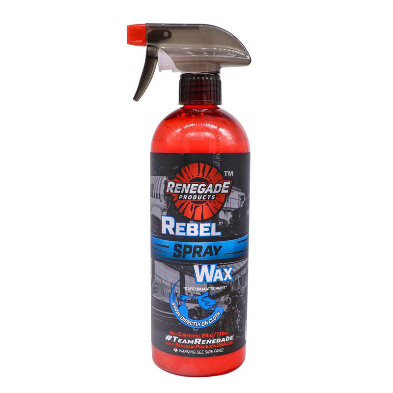 Rebel Spray Wax