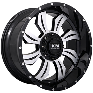 Xtreme Mudder XM323 Machined