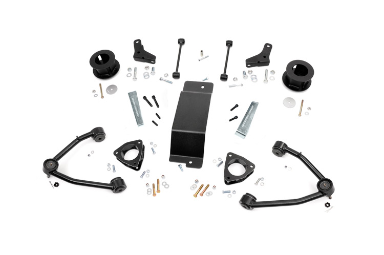3.5-inch Suspension Lift Kit