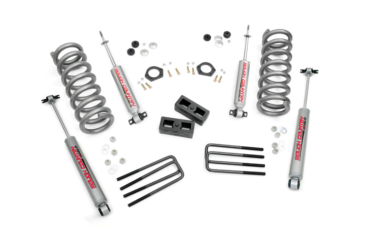 2-inch Suspension Leveling Lift Kit
